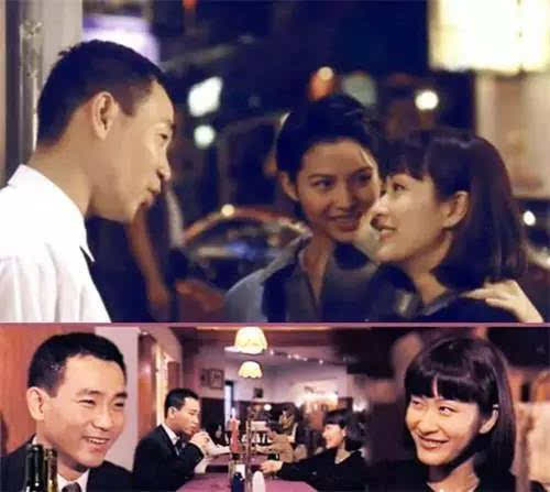 那个时候,林保怡真的爱上了陈慧珊,只是碍于她不是单身所以没有发展.图片