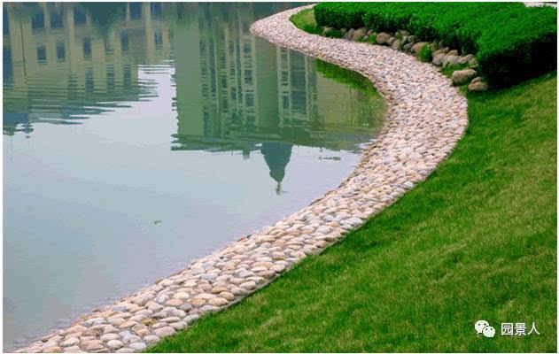 创意水系驳岸营造形式汇总 · 实用