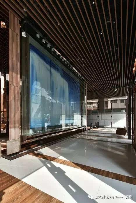 马拉齐优秀案例 | 福桦谦邸:融合中国和日本风格的纯净室内设计