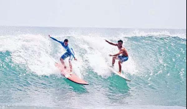 2017巴厘岛 | 冲浪 义工潮流新体验