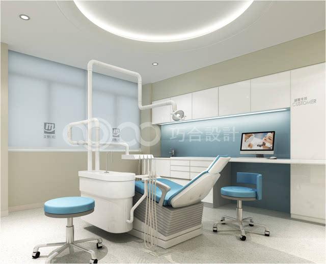 牙科医院_南京美奥口腔医院儿童牙科诊室方案图 (南京美奥口腔医院系长沙