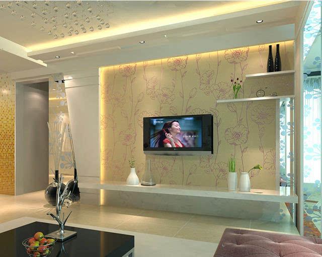 客厅影视墙如何装修设计?