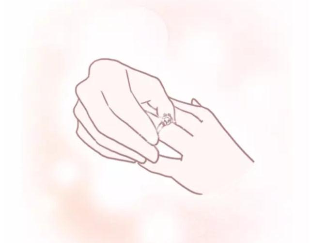 手绘情侣简笔画配文字两个人