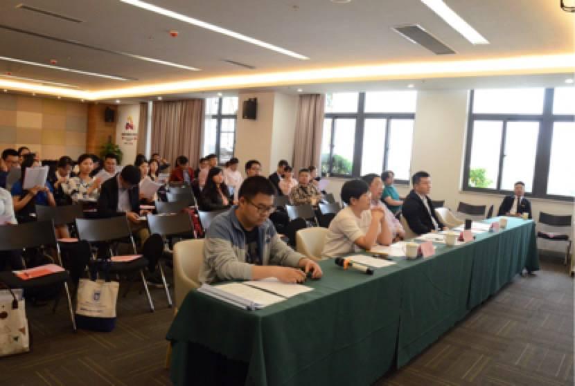 【创想聚焦】南邮大mba中心华东科技新城创新工作坊活动圆满结束图片