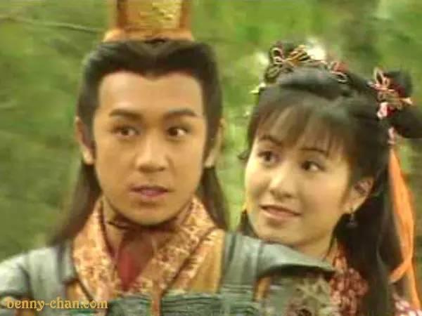 当时的叶璇真的太美了,回头看陈浩民的这版封神榜依然是经典.图片