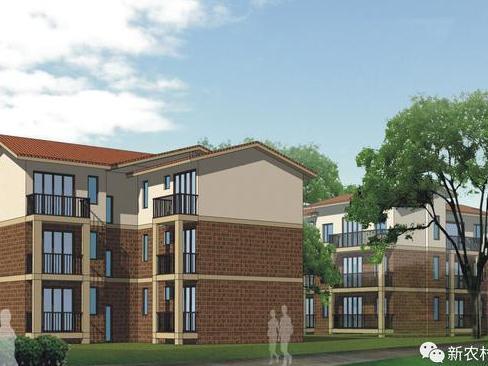 3款适合乡镇的农村住宅设计,层层有厨房可租可售