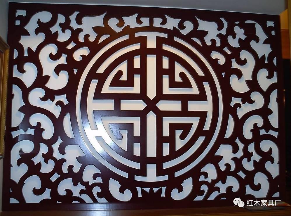 中式花格,真是美不胜收!图片