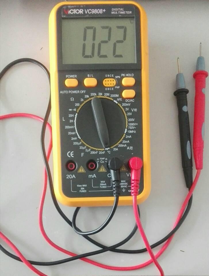 简单教你用万用表检测故障电路,找到故障元件