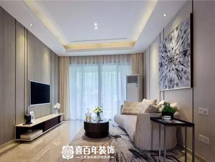 客厅灯光设计将灯带暗在吊顶中光色纯正柔和无眩光还可以起图片
