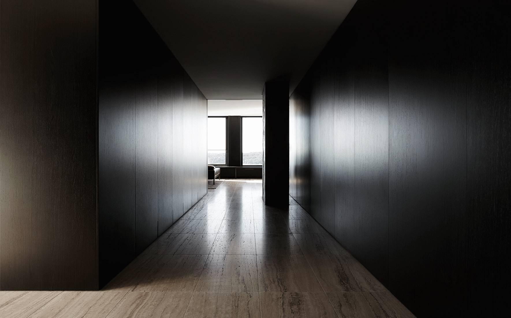 美到令人窒息的黑白灰极简意境