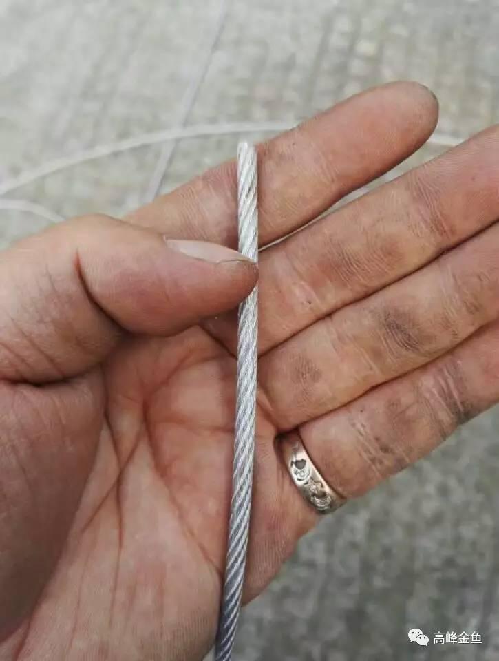 手工diy铁丝编字戒指
