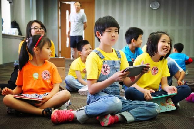 校友亲子课堂丨儿童编程教育