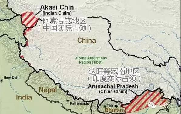 为什么这些中国地图都缺斤短两?