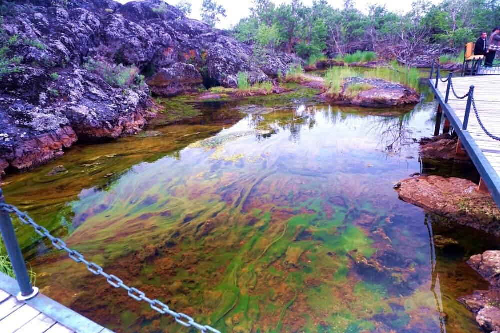 五大连池风景区格拉球山天池