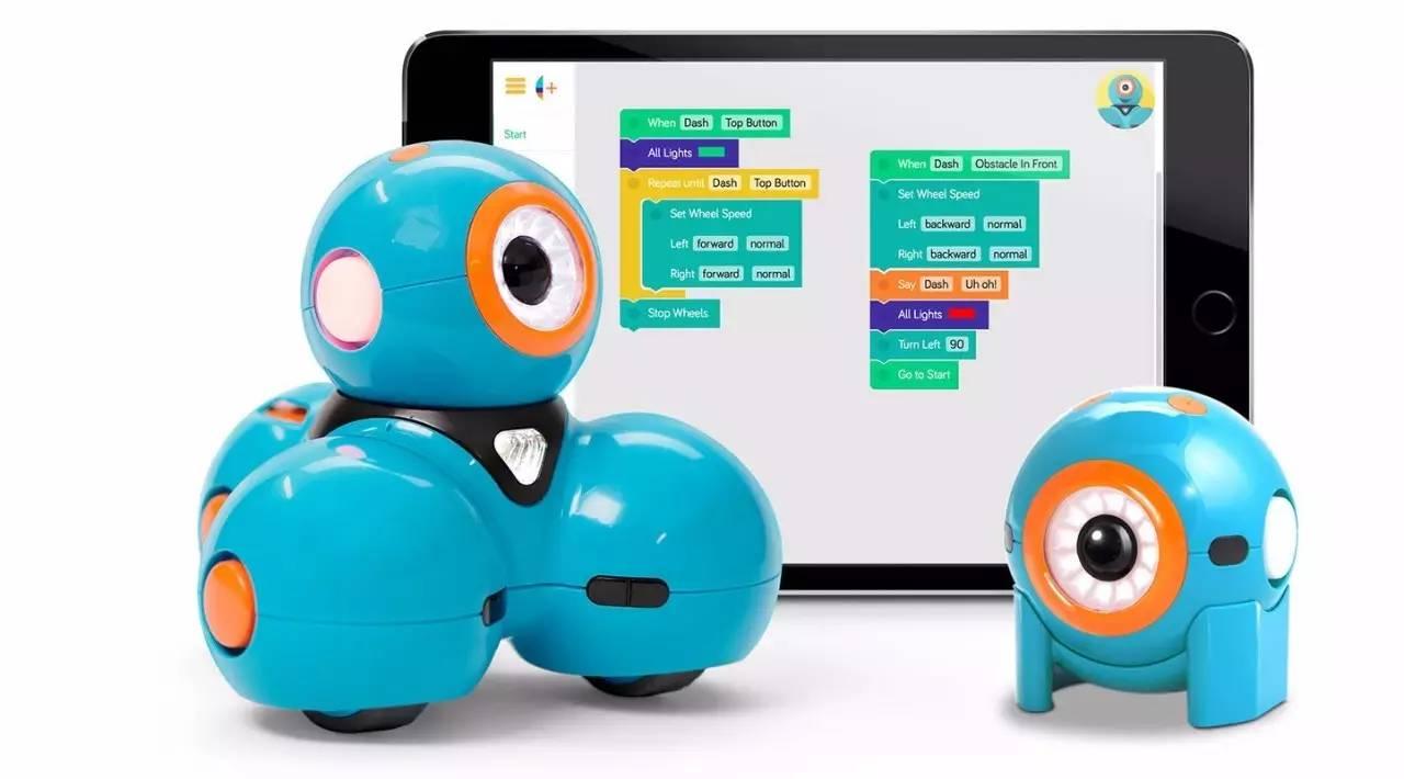 睿话题丨这家编程机器人公司有何魔力,能获得奥巴马认可
