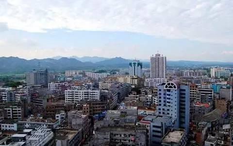 博白镇gdp_这十个镇是广西综合实力最强的镇, 你知道是哪十个吗