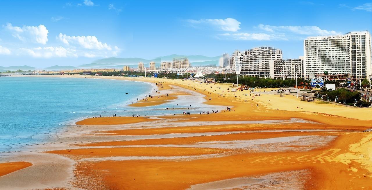 tips:从海阳旅游度假区高速口往南7公里即可到达.