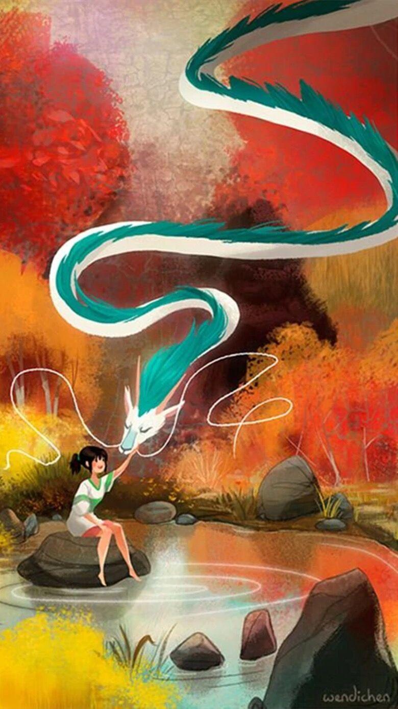 宫崎骏|动漫手机壁纸