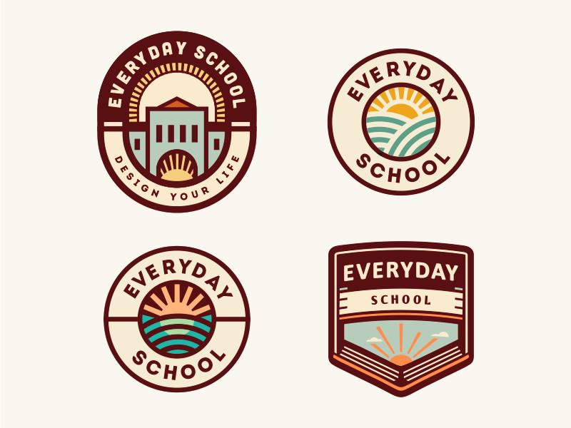 国外怀旧经典logo设计欣赏