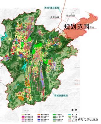 编制单位 :贵州省建筑设计研究院 获得奖项:村镇规划类二等奖 项目