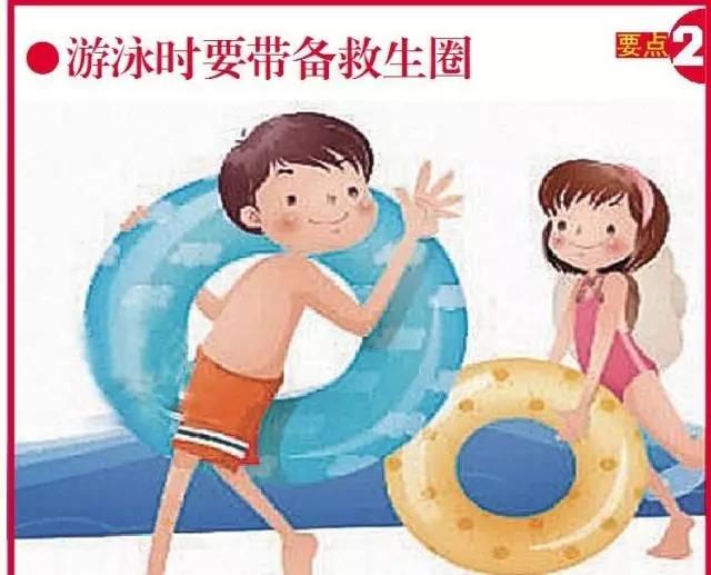 佳佳幼儿园《防溺水》安全知识