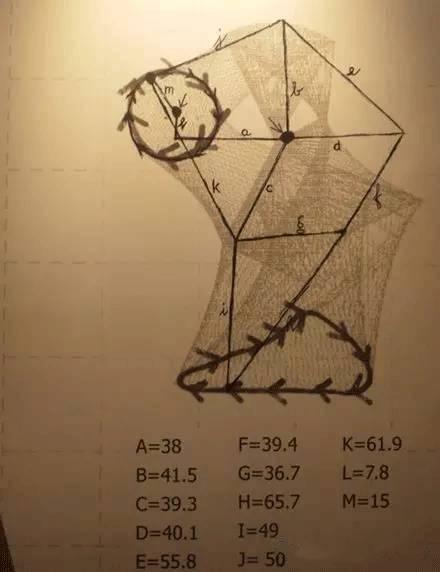 结构玩具手绘图