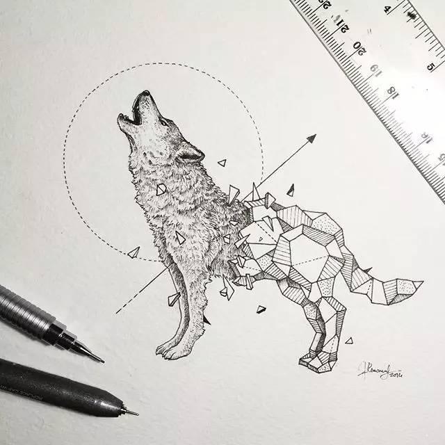 纹身小图案