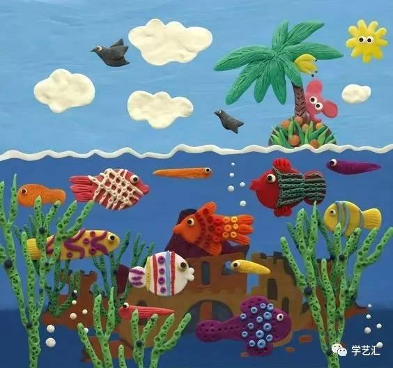 儿童画 564_528图片