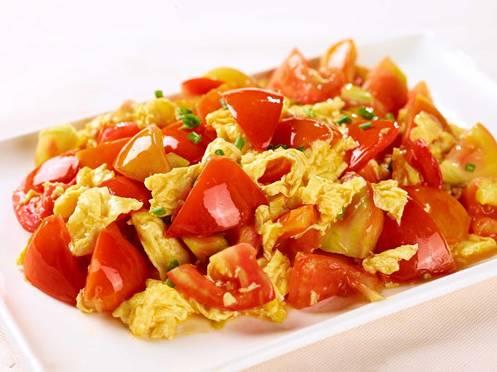 6,西红柿炒鸡蛋