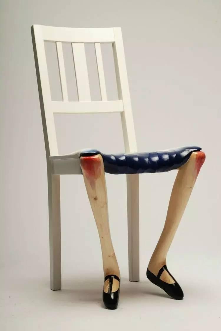 椅子折纸步骤图解
