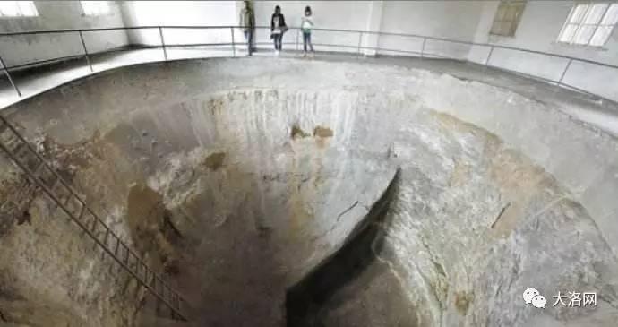 含嘉仓是中国古代最大的粮仓