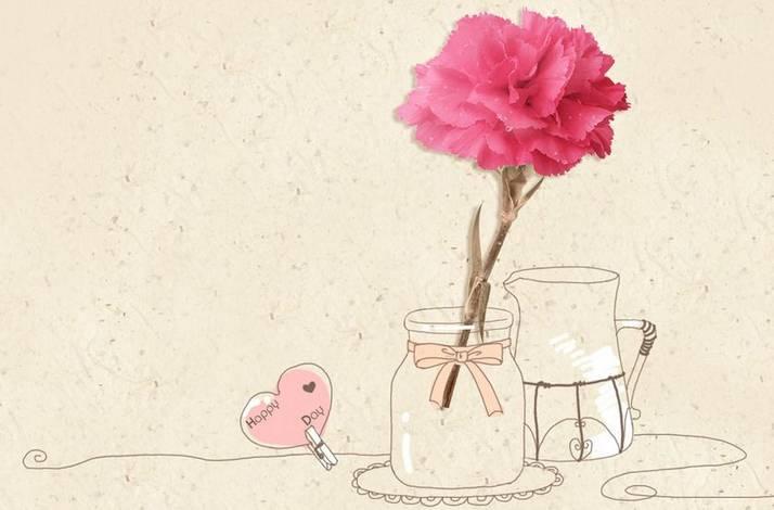 送母親康乃馨,表達最基本的愛意哦    可以領取#免費康乃馨#    禮物圖片