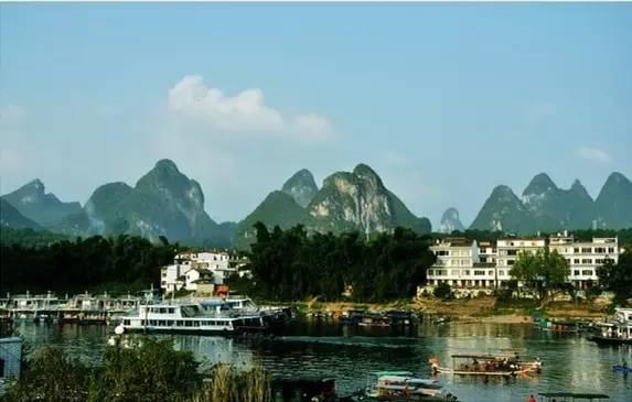 全城热游·家门口的飞机~桂林双飞之旅!精选两大行程