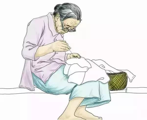 致母亲节 | 时光请别伤害她
