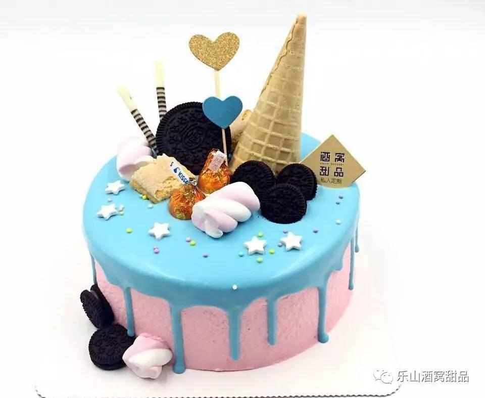 进口动物奶油 新鲜水果 慕斯 千层 照片打印蛋糕 立体蛋糕 为您打造专