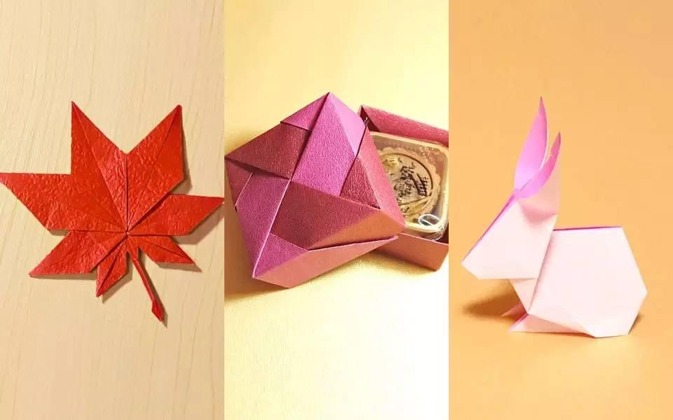 折纸手机盒步骤图解