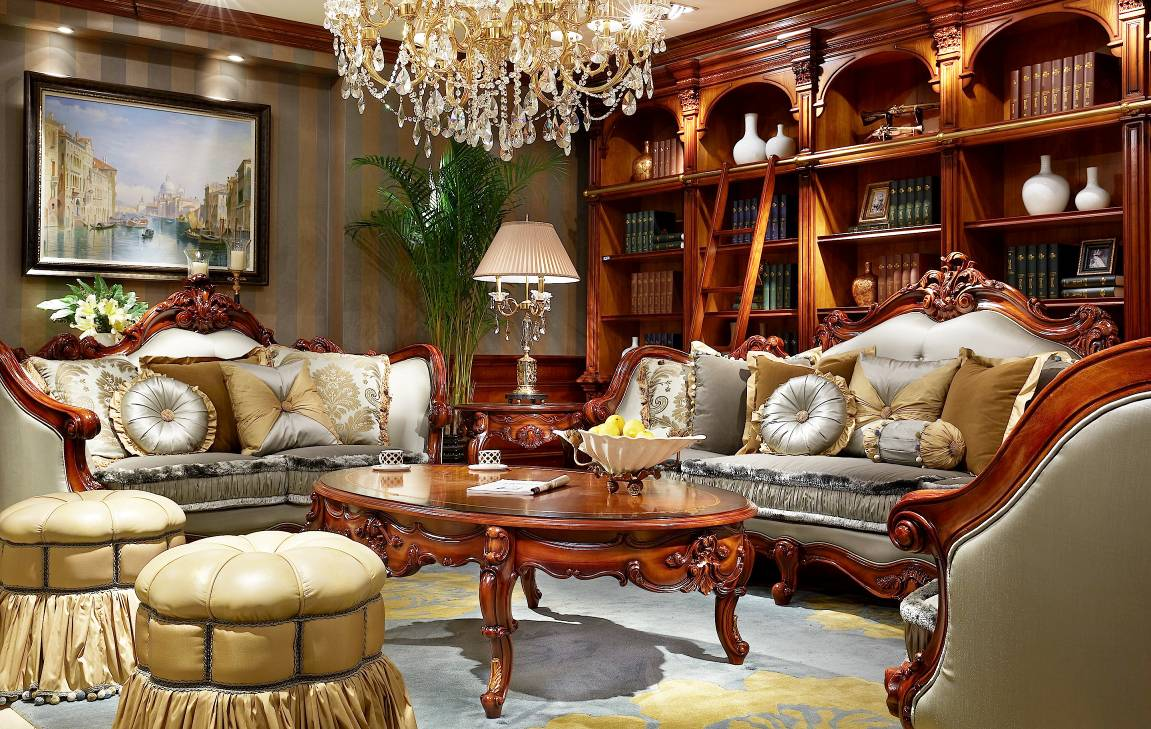 皇冠沙发在中国,被中国欧式沙发首选品牌大风范发扬光大,或许您已是大