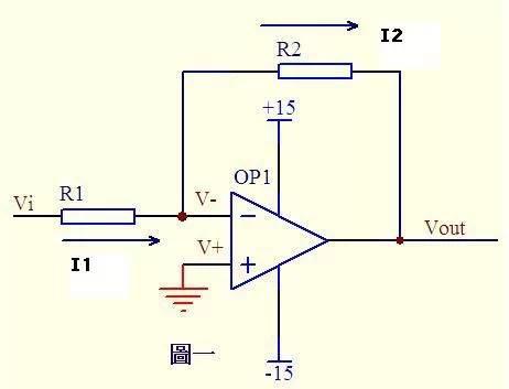 经典运放电路分析