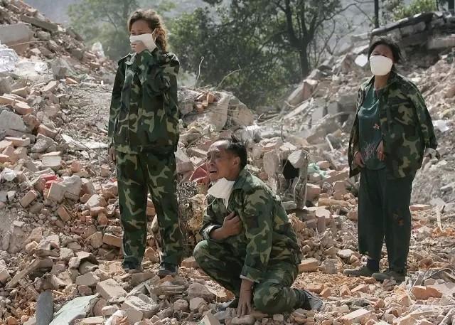 汶川地震九周年 愿死者安息,生者坚强