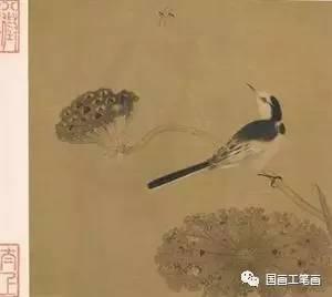 壁纸 动物 国画 鸟 鸟类 雀 300_268
