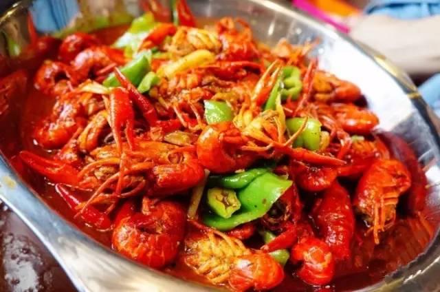 上海小龙虾地图来啦 进入夏天的第一件事,就是去吃龙虾