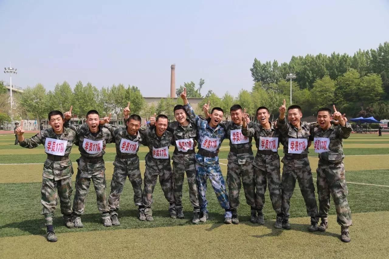 2019中国军校排行榜_盘点中国六类军校,你想穿上那种军装
