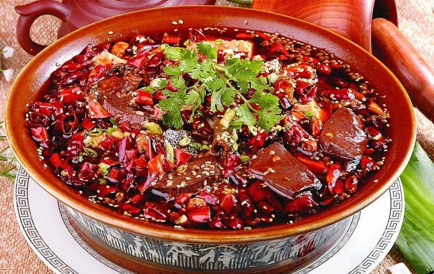 据说这是重庆最好吃的几家毛血旺!沙坪坝勒两家你觉得巴适不?