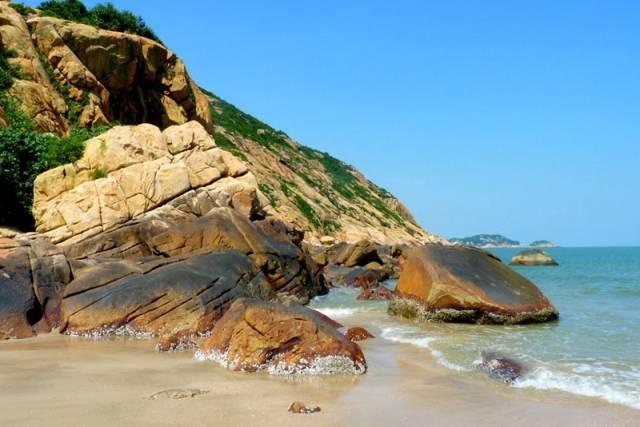 【海岸穿越】5月13日周六 穿越珠海最美海岸 徒步高栏