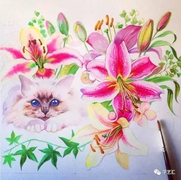 卡纸手工|蛋壳画|衍纸|撕纸画 石头画|墙体彩绘|揉纸画|指印画 树叶
