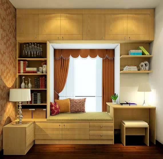 木工飘窗设计图