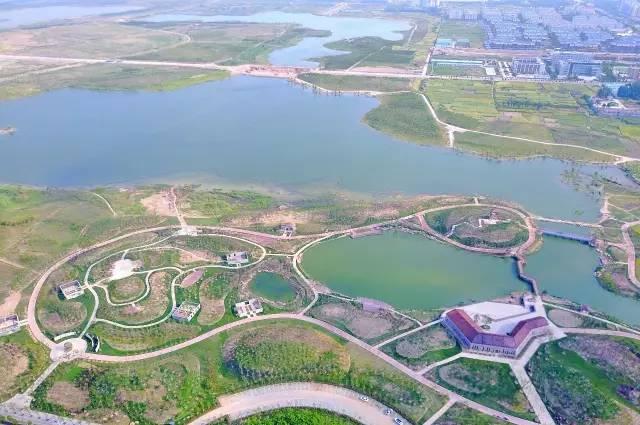 淮北同性公园_六湖九河十八湾 期待中湖的治理成功 期待淮北中央公园早日到来 3