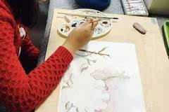 集结全球手绘明信片赛事 影响百万青少年的公号