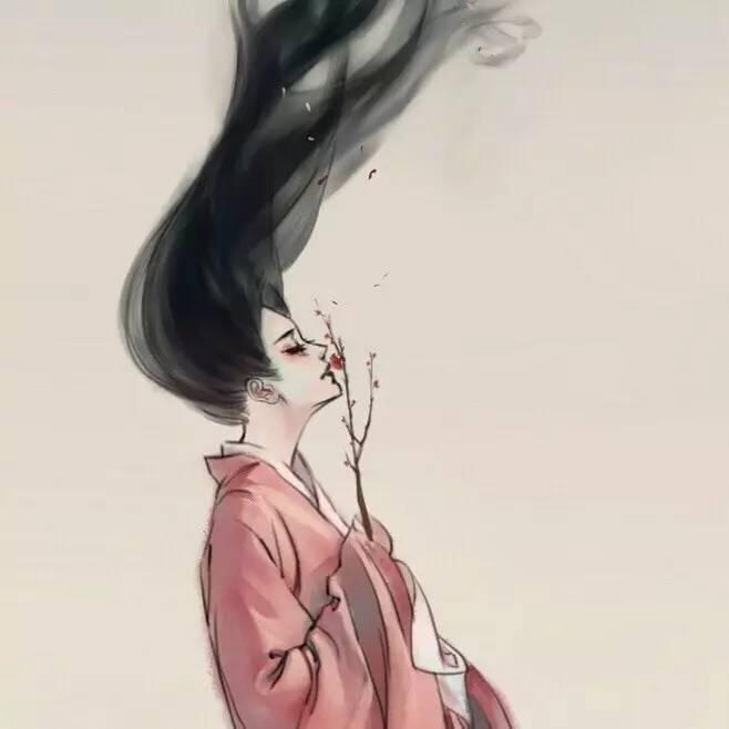 古风女生头像 | 无端坠入红尘梦,惹却三千烦恼丝