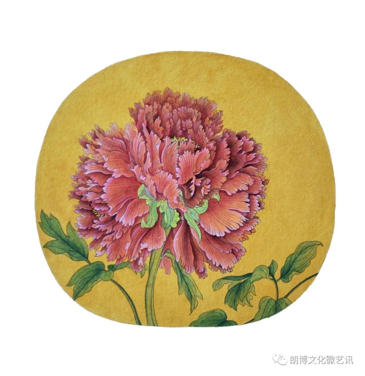 """2016年,装饰画作品《金猴迎春》入选""""猴年的创意""""(中国美术家协会)."""